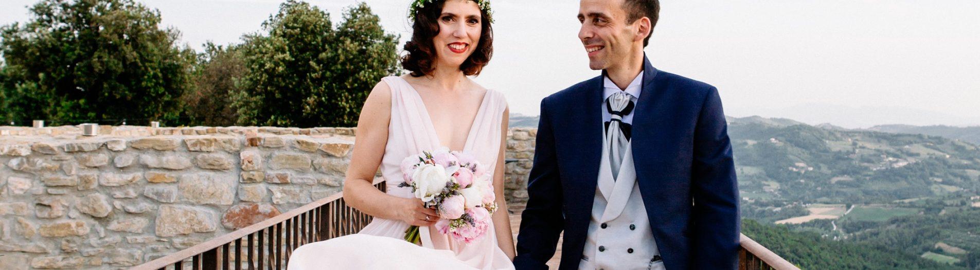 Matrimonio alla Tenuta di Forte Sorgnano