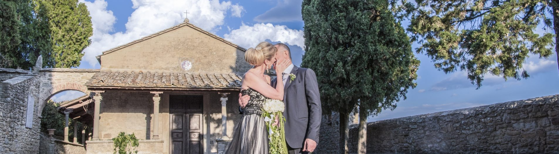 Wedding at  Relais Villa Petrischio in Cortona